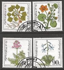 Germany 1979 HUMANITARIAN RELIEF FUND WOODLAND FLOWERS, Source: http://www.ebay.ca/itm/GERMANY-SGB582-5-1979-HUMANITARIAN-RELIEF-FUND-WOODLAND-FLOWERS-FINE-USED-/390863357773?pt=LH_DefaultDomain_3&hash=item5b0145874d
