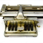 braillewriter from the American Foundation for the Blind